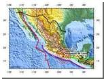 Землетрясение вызвало панику в столице Мексики