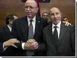 НПС Ливии передумал менять правительство