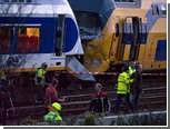 В Амстердаме восстановили движение поездов