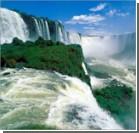 Часть всемирно известных водопадов пересохла