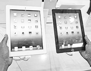 ФАС возбудила дело против таможенной службы из-за iPad