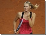Шарапова вышла в финал турнира в Штутгарте