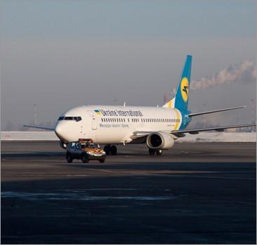 """В """"Борисполе"""" не смог взлететь самолет со 190 пассажирами на борту"""