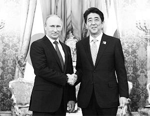 Путин согласился на диалог с Японией о Курильских островах