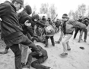 Ингушские студенты отчислены из вуза за массовую драку