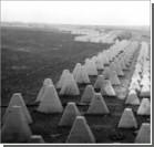 КНДР строит противотанковые укрепления