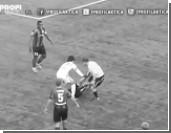 Вынесено наказание чеченскому судье, напавшему на игрока