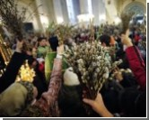 Вербное воскресенье — древний языческий праздник Вербохлест