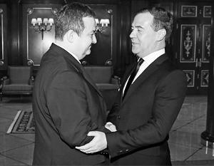 Сербия получила от России полмиллиарда долларов