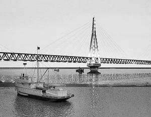 Мост через реку Лена в Якутии станет самым дорогим в мире