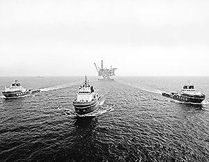 Газпром пригласил Shell поработать на арктическом шельфе