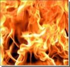 В Грозном загорелся дом, в котором Депардье получил квартиру. Фото, видео