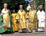 Приднестровцы приняли участие в патриаршем богослужении