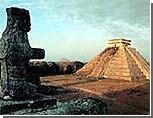 В Мексике найден ритуальный жертвенник ацтеков