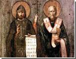 Болгары подарят одесситам памятник просветителям Кириллу и Мефодию
