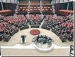 Парламент Турции меняет Конституцию страны