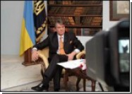 Президент Украины Ющенко в субботу встретится с премьером Януковичем