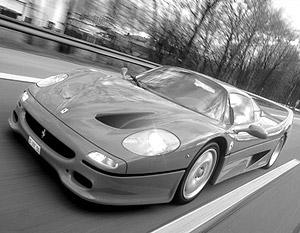 Америка осталась без Ferrari