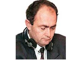Арестован подозреваемый в геноциде сербский генерал