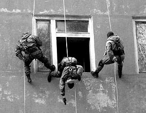 «Зубр» против террористов