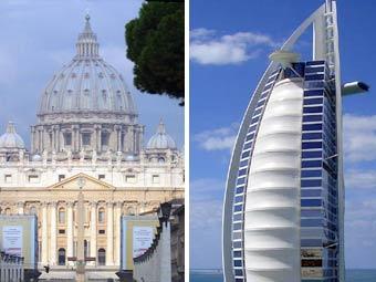 Ватикан и ОАЭ установили дипломатические отношения