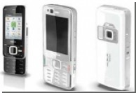 Появились первые изображения новых смартфонов Nokia N81 и N82