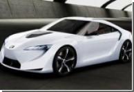 Toyota FT-HS запустят в серию через 2 года
