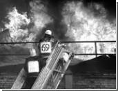 Больницу сожгли обогревателем