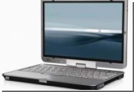Hewlett-Packard представила ноутбук-трансформер HP Compaq 2710p
