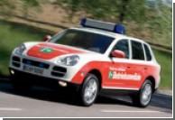 """Porsche создала самую быструю """"скорую помощь"""" в мире"""