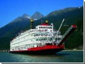 Тонущий круизный лайнер доберется до гавани своим ходом