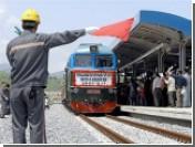 Северная и Южная Кореи восстановили железнодорожное сообщение