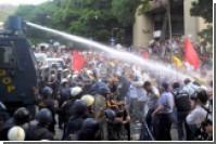 В Каракасе разогнали демонстрацию сторонников закрытого телеканала