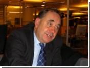 Правительство Шотландии возглавил лидер националистов