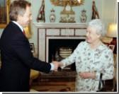 Елизавета II отчитала Тони Блэра