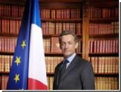 Портрет Саркози подчеркнул его приверженность евроинтеграции
