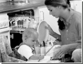Зарплата матери