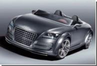 Audi опубликовала новый концепт родстера
