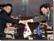 Евросоюз и Южная Корея начали переговоры о свободной торговле
