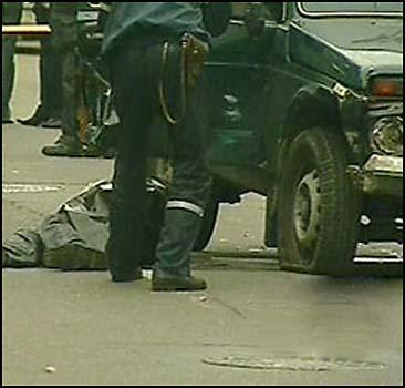 В столице поймали террористов