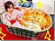 Из японского отеля похитили золотую ванну стоимостью $1 млн