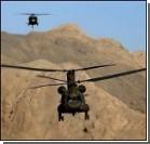 При падении вертолета погибло 7 американцев