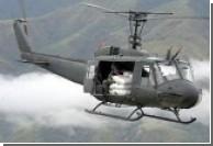 Воздушный змей сбил филиппинский вертолет