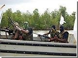 В Нигерии группа боевиков похитила трех нефтяников из Индии