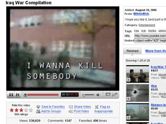 Пентагон запретил американским солдатам пользоваться YouTube и MySpace