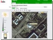 Яндекс.Карты обзавелись спутниковыми снимками Москвы