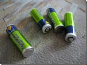 Новые батарейки в несколько раз долговечнее аккумуляторов