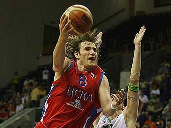 Московский ЦСКА стал чемпионом России по баскетболу