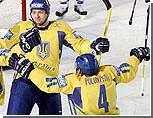 В утешительном матче Чемпионата мира украинские хоккеисты победили норвежцев