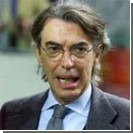 Моратти поздравил Милан с победой